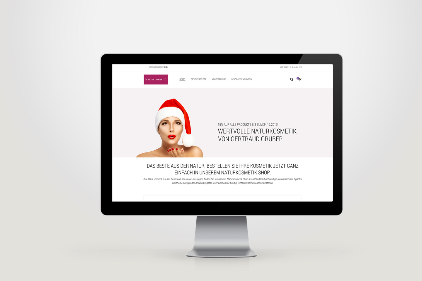 Maltry Cosmetic Onlinshop