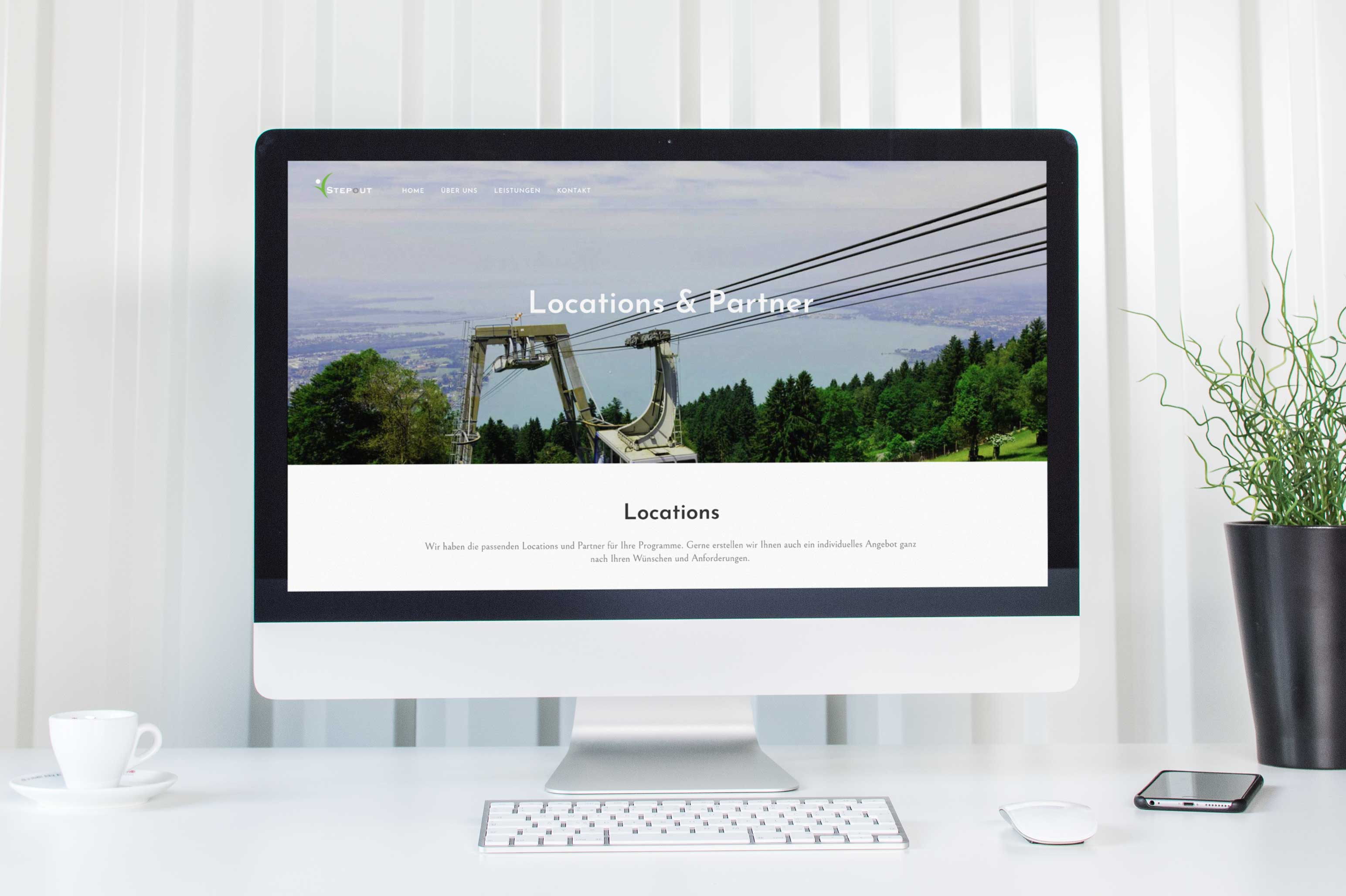 RS Stepout - Webdesign Bodensee Referenz